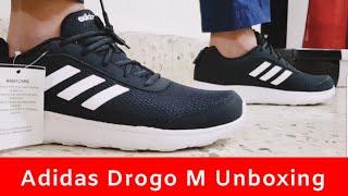 Adidas Drogo M Shoes Unboxing l Techno Tube