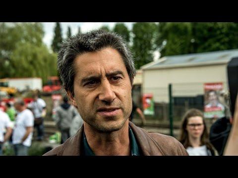 """Législatives 2017 : """"La discipline de groupe, ce n'est pas pour moi"""", dit François Ruffin"""
