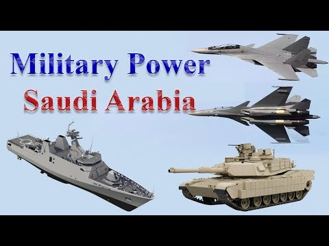 Saudi Arabia Military Power 2017