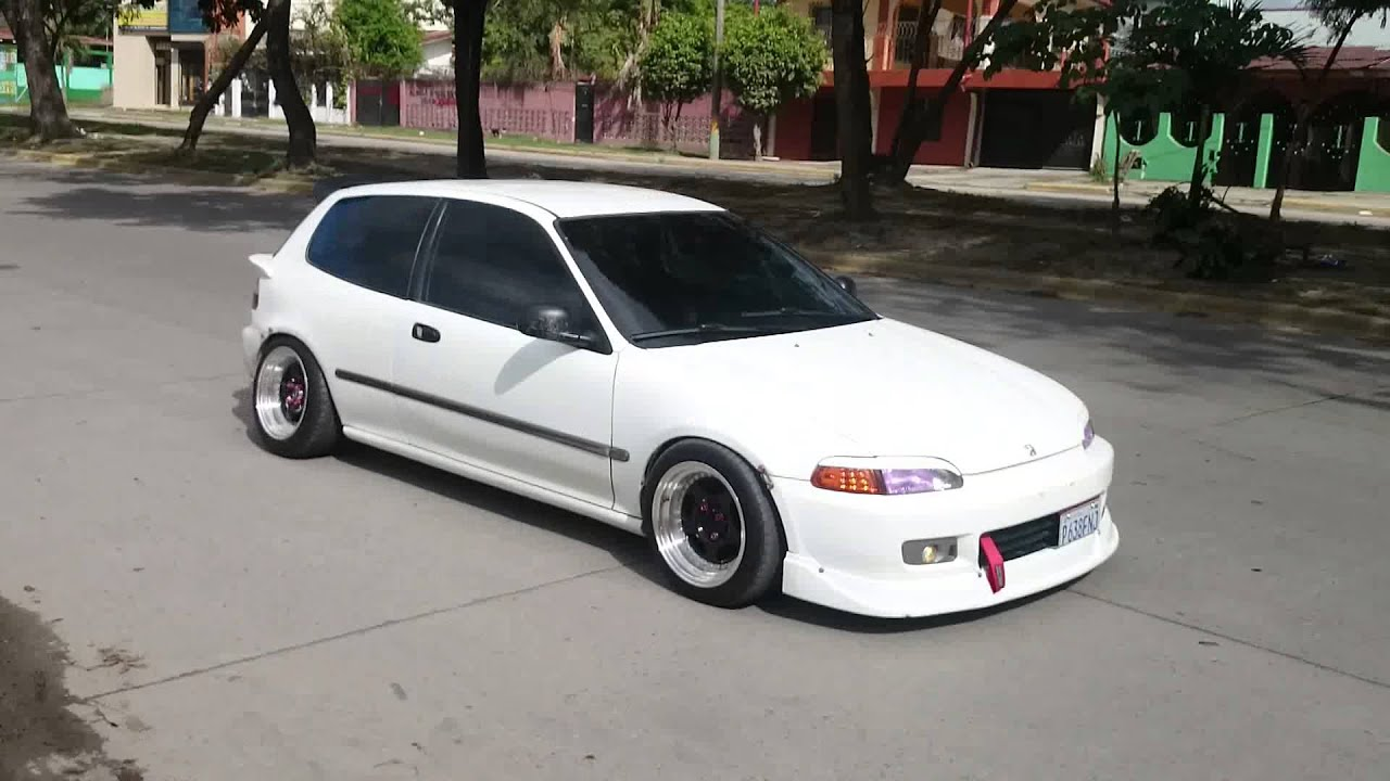 honda civic 1994 vtec youtube. Black Bedroom Furniture Sets. Home Design Ideas