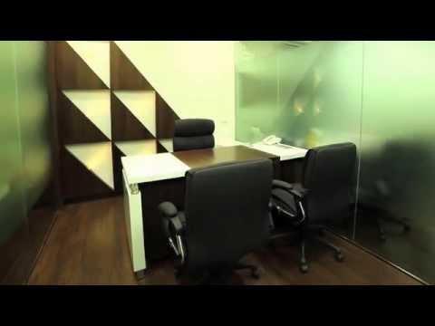 Commercial Office Interior Design Delhi NCR (TRONICA CITY)