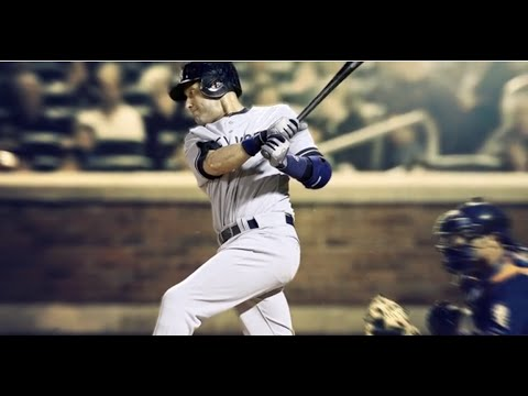 Derek Jeter - The Captain ᴴᴰ (Best Career Tribute)