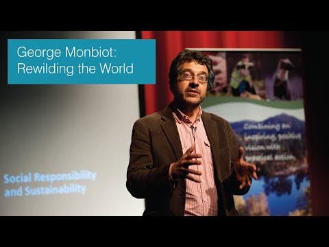 George Monbiot: Rewilding the World