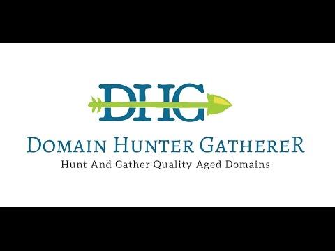 Aged Web2.0 Finder - Domain Hunter Gatherer (updated)