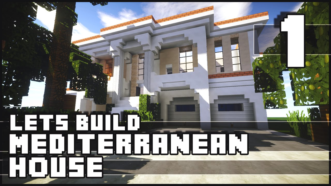 Minecraft How To Build A House Keralis Minecraft How To Make A Small Modern House Youtube