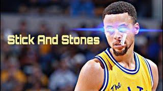 Stephen Curry Mix - Sticks And Stones Ft Juice Wrld