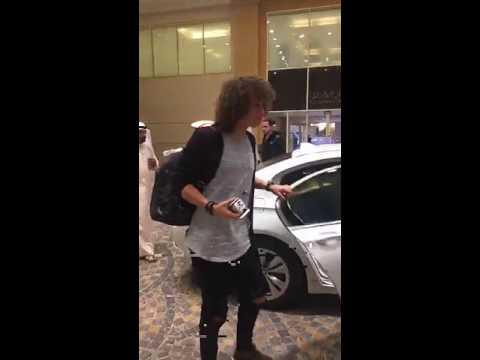 David Luiz no Kuwait - 1