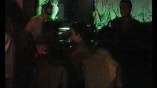 The Stickmen Live @ Bav Tav Hobart 1996   #1/6