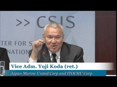 Recent Trends in the South China Sea and U.S. Policy: Day 2, Panel 1