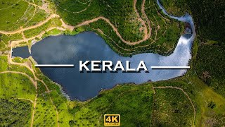 This is Kerala - God's Own Country | Drone shots | 4K (2021)