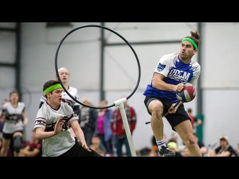 Quidditch championship comes to Montreal