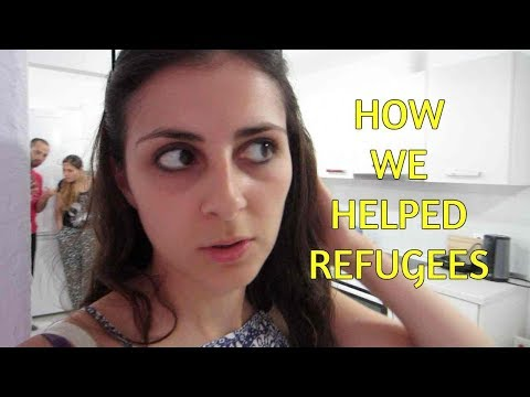 Helping Refugees in Greece - Part 4