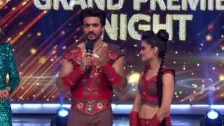 Jhalak Dikhla Jaa- Holographic Projection-Ashish Sharma