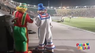 Patati Patata Ousadia x Pedalada: Neymar e Robinho