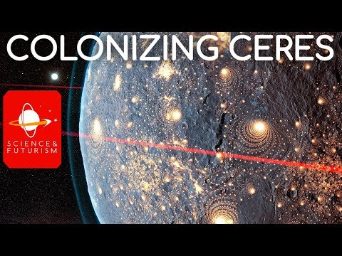 Outward Bound: Colonizing Ceres