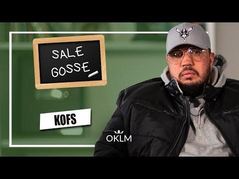 Youtube: KOFS raconte ses souvenirs d'enfance pour SALE GOSSE