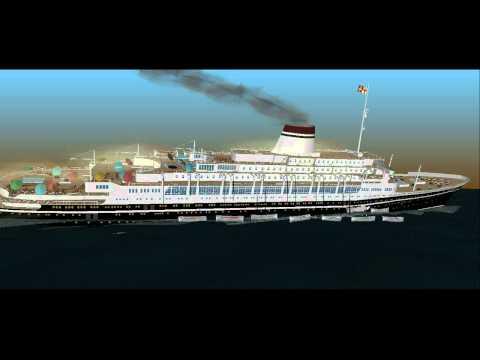 ss Andrea Doria last moments 2