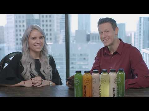Kat & Dr. BJ Hardick Discuss All Things Clean Juice, Nutrition & Juicing!