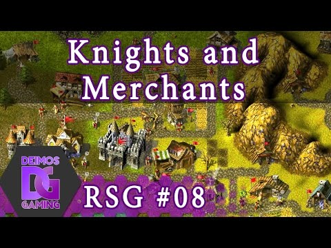 RSG #08 - Knights and Merchants (Random Steam Game) CZ/SK [1080p/60fps]