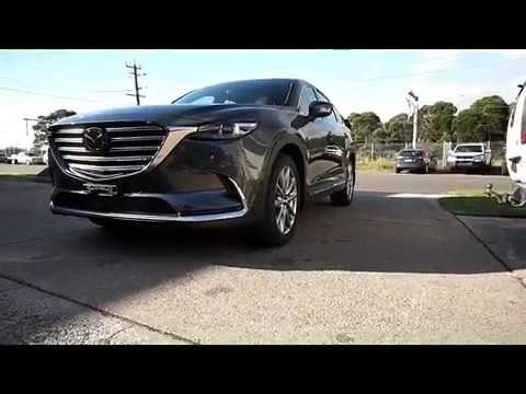 Mazda CX Paint Protection By Melbourne Mobile Detailing And First - Mazda detailing