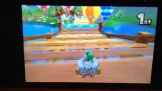 Yoshi Pro Gaming - Mariokart 7 Mushroom Cup Part 2