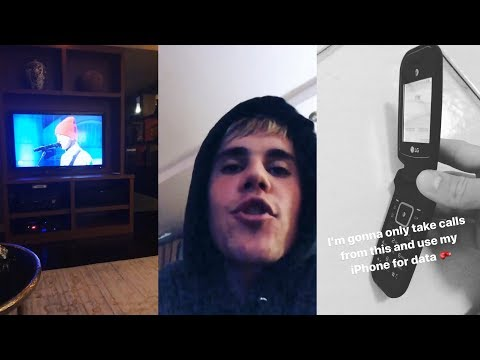 Justin Bieber | Snapchat Story | 1 October 2017