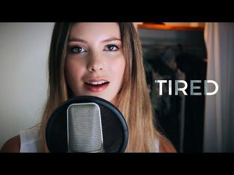 Tired - Alan Walker | Romy Wave Cover