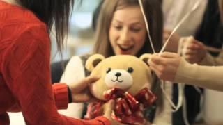 Медвежонок Bochi - оригинальный подарок