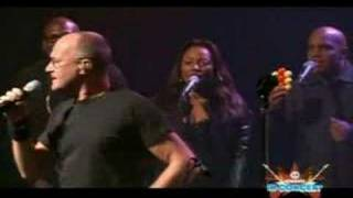 Phil Collins - On My Way Live