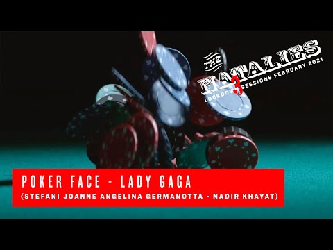 The Natalies – Lockdown Mk3 Sessions#7 – Poker Face = Lady Gaga