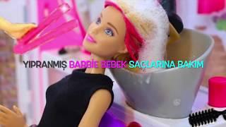 Video Rapunzel : Barbie Bigudi'nin Kuaför Salonuna gitti Altın Sarısı saçlar | Evcilik TV download MP3, 3GP, MP4, WEBM, AVI, FLV Februari 2018