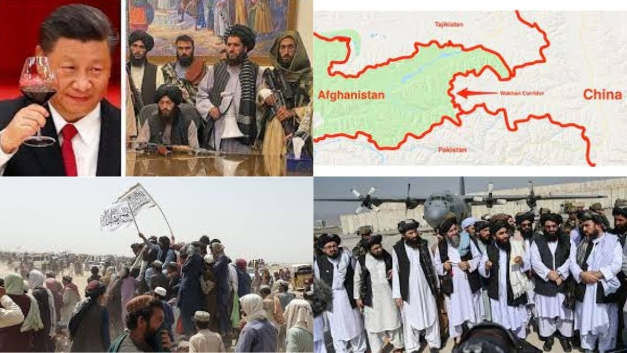 China to provide Afghanistan with $31 million worth of food and Covid vaccines