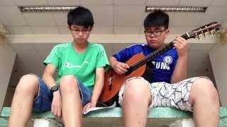 Khuôn mặt đáng thương (guitar cover)- The 3TTV