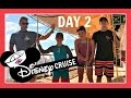 DISNEY CRUISE VACATION | DAY 2: GAME DAY AT SEA | Flippin' Katie