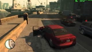 Grand Theft Auto 4 PC Gameplay GTX 980