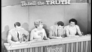 To Tell the Truth - Jewel guard; Mining prospector; Undercover policeman (Jun 15, 1964)
