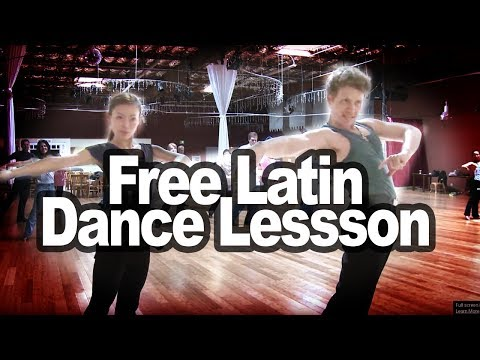 Basic International Latin Technique