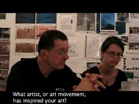 NPG, Youth Forum interview with Antony Gormley, Part 1