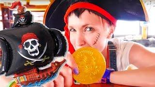 Капуки Кануки: Маша и дети. Игры и пираты: квесты для детей! Ищем сокровища.