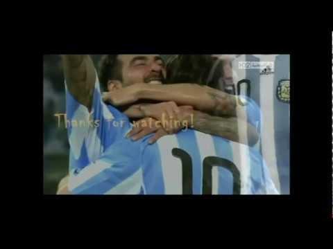 Lionel Messi , Seleccion Argentina