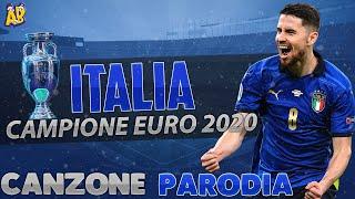 Canzone Italia Campione Euro 2020 - (Parodia) Måneskin - Beggin'