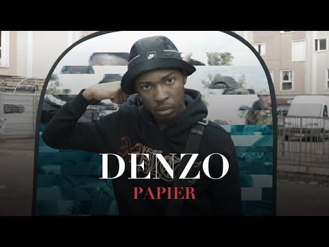 Youtube: DENZO – PAPIER ⎮ FREESTYLE PLAYZER #37