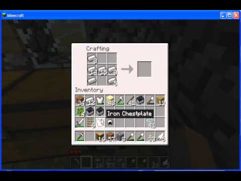 how to make a minecraft armour set bonus