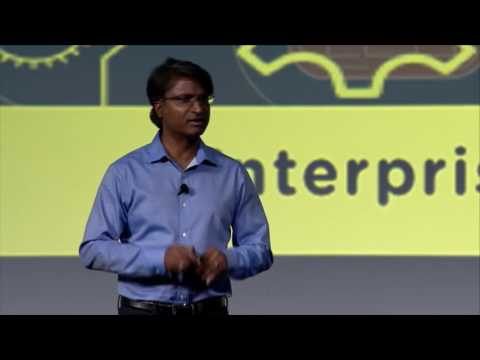 .NEXT 2017 - Sunil Potti Technical Keynote