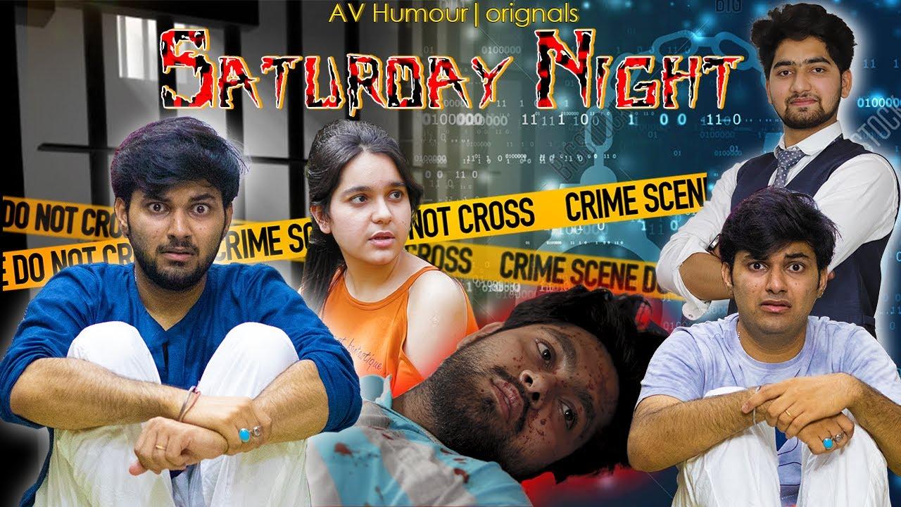 Saturday Night   Short film   AV Humour