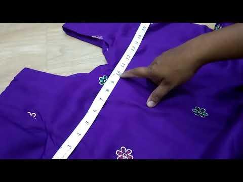 dress measurement in marathi