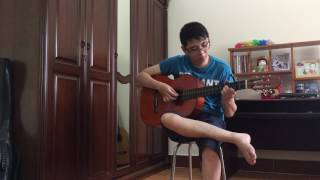 Noi nay co anh - Guitar solo