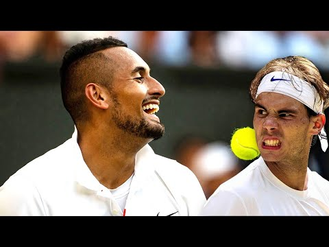 The Day Nick Kyrgios OVERPOWERED Rafael Nadal