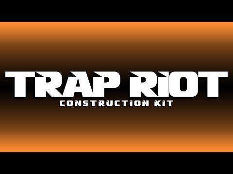 GANGSTA HIPHOP BEAT - Trap Riot   Run The Block - Beat #3 (Snippet)