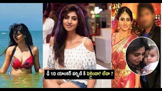 ETV ఢీ 11 Anchor Varshini Sounderajan Biography, Wiki, Height, Weight, Age, DOB, Family Details